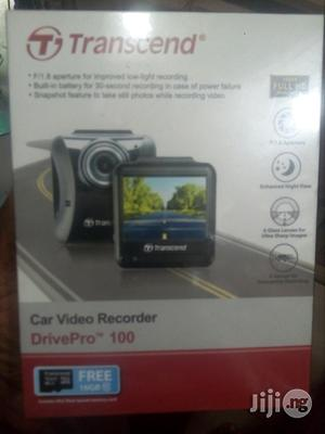 Transcend Car Video Recorder   Vehicle Parts & Accessories for sale in Lagos State, Ikeja