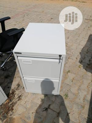 Quality 2 Drawer Metal Cabinet | Furniture for sale in Abuja (FCT) State, Central Business District