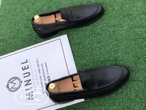 Black Penny Loafers Shoe | Shoes for sale in Lagos State, Lekki