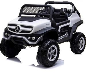 Mercedes Benz 4×4 Off Road Electric Atv Unimog Kids Ride. | Toys for sale in Lagos State, Alimosho
