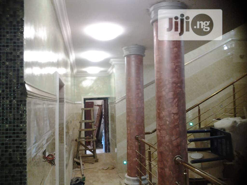 Glittering Stucco Painting | Building & Trades Services for sale in Ikeja, Lagos State, Nigeria