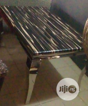Quality Marble Dining Table Available | Furniture for sale in Abuja (FCT) State, Wuse 2
