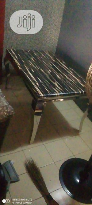 Quality Marble Marble Dining Table Available | Furniture for sale in Abuja (FCT) State, Gwarinpa