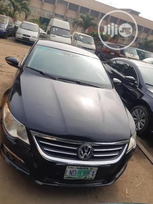 Volkswagen Passat 2010 1.8 TSI Comfortline Black   Cars for sale in Lagos State, Surulere