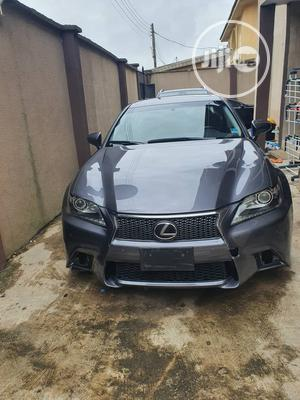 Lexus GS 2013 Gray   Cars for sale in Lagos State, Ikeja