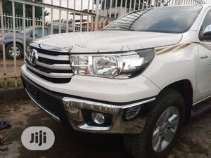 Toyota Hilux 2018 SR 4x4 White   Cars for sale in Lagos State, Ikeja