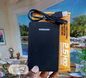 Samsung Hard Disk SATA Case - 2.5inch - Black | Computer Accessories  for sale in Lagos State, Ikeja