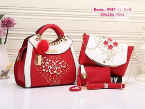 New Classic Female Turkey Leather Handbag | Bags for sale in Lagos State, Isolo