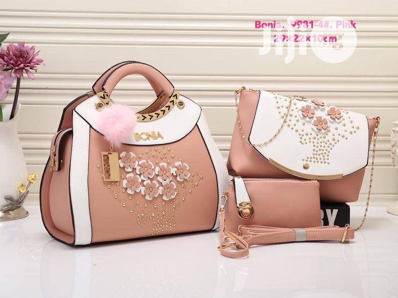 New Quality Female Leather Turkey Handbag