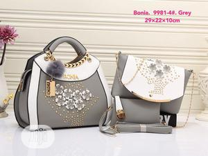 New Female Quality Turkey Leather Handbag | Bags for sale in Lagos State, Isolo