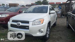 Toyota RAV4 2010 2.5 Limited 4x4 White | Cars for sale in Lagos State, Apapa