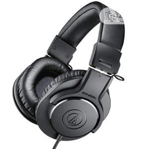 Audio-technica Athm20x Studio Headphone   Headphones for sale in Lagos State, Ikeja