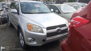 Toyota RAV4 2011 2.5 Limited 4x4 Silver | Cars for sale in Lagos State, Apapa
