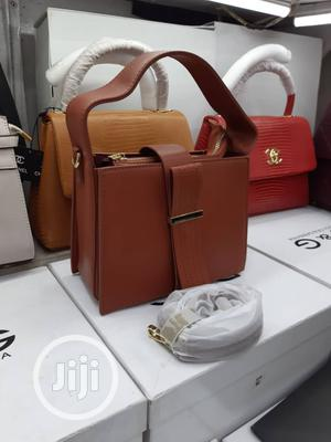 New Turkey Brown Ladies Handbag   Bags for sale in Lagos State, Isolo