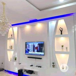 Pop TV Stand | Building & Trades Services for sale in Lagos State, Lekki