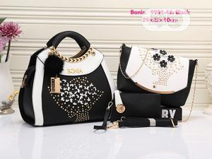 Classic Female Leather Handbag   Bags for sale in Lagos State, Isolo