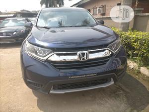 Honda CR-V 2018 LX 2.4 Blue   Cars for sale in Lagos State, Ikeja