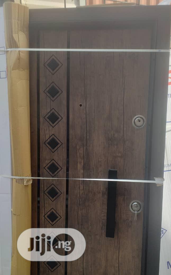 Archive: Entrance Door