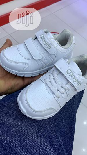 Oxygen White Canvas   Children's Shoes for sale in Abuja (FCT) State, Gwarinpa