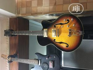 Standard Jazz Guitar   Musical Instruments & Gear for sale in Lagos State, Ojo