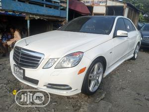 Mercedes-Benz E320 2012 White | Cars for sale in Lagos State, Apapa