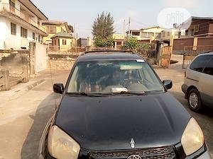 Toyota RAV4 2004 Automatic Black | Cars for sale in Oyo State, Ibadan