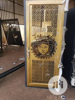 Laser Cut Double Doors | Doors for sale in Oyo State, Ibadan