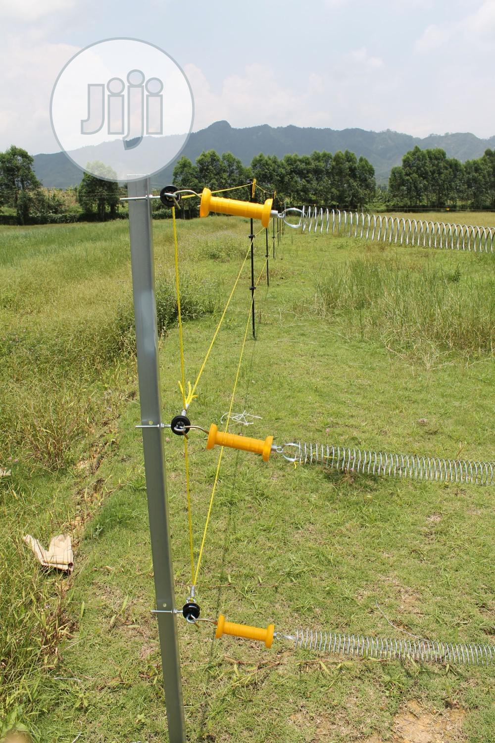 Archive: Electric Perimeter Fencing System