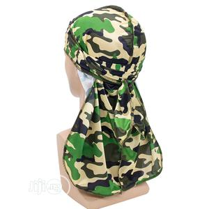 Velvet And Camouflage Durag | Clothing Accessories for sale in Lagos State, Ojota