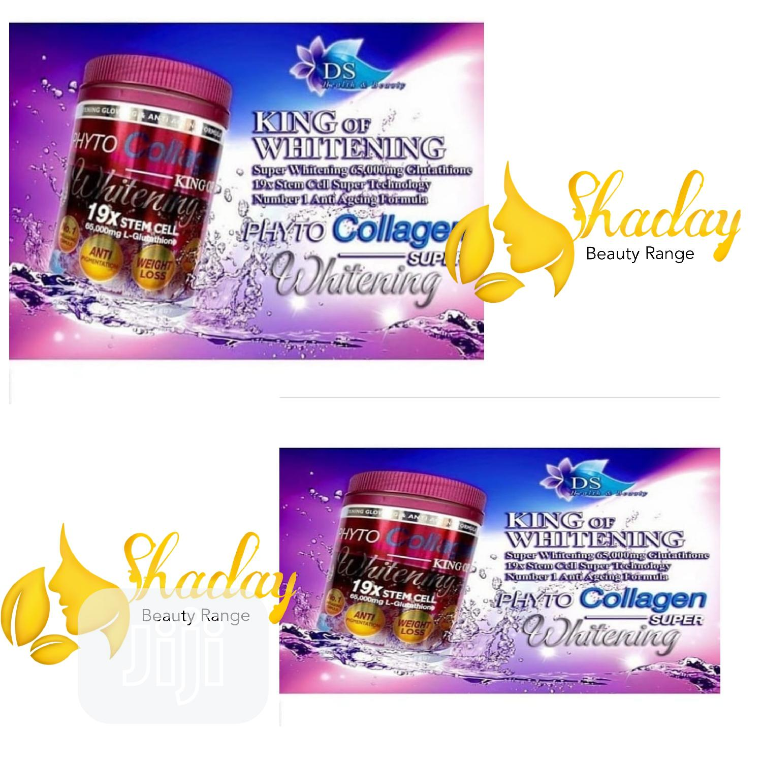 Phyto Collagen King Of Whitening | Vitamins & Supplements for sale in Ojo, Lagos State, Nigeria