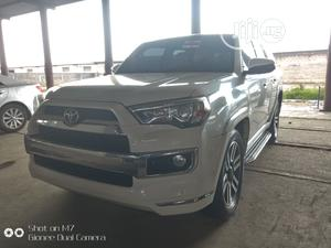 Toyota 4-Runner 2017 White   Cars for sale in Lagos State, Apapa