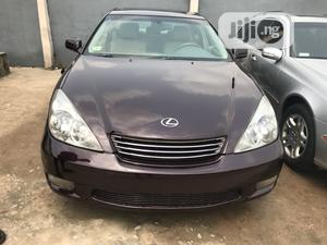 Lexus ES 2004 330 Sedan Purple | Cars for sale in Edo State, Benin City