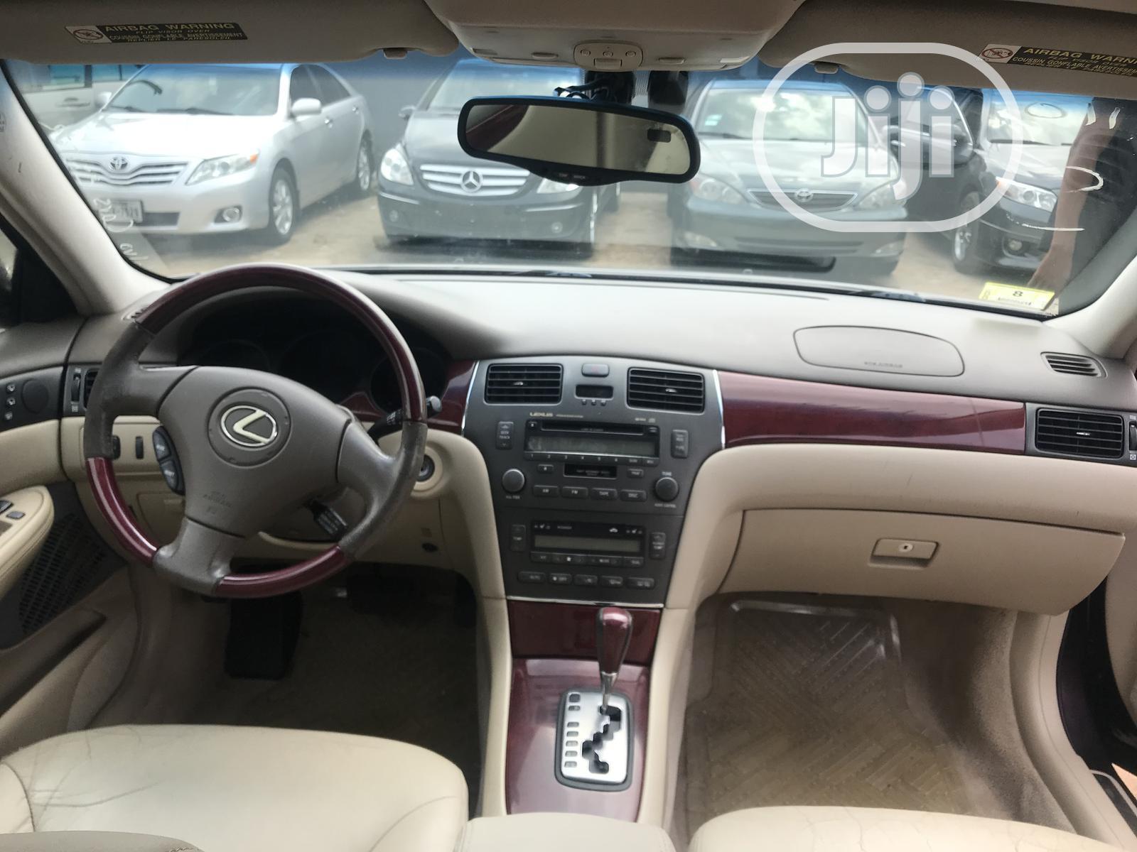 Lexus ES 2004 330 Sedan Purple   Cars for sale in Benin City, Edo State, Nigeria