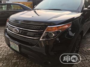 Ford Explorer 2011 Black   Cars for sale in Lagos State, Surulere
