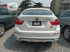 BMW X6 2011 White   Cars for sale in Lagos State, Yaba