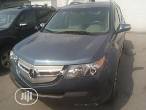Acura MDX 2008 SUV 4dr AWD (3.7 6cyl 5A) Blue | Cars for sale in Lagos State, Apapa