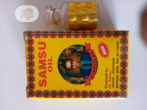 Samsu Delay Oil for Men   Sexual Wellness for sale in Abuja (FCT) State, Idu Industrial