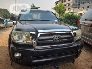 Toyota Tacoma 2010 Double Cab V6 Automatic Black   Cars for sale in Lagos State, Ojodu