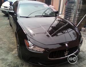 Maserati Ghibli 2015 Black | Cars for sale in Lagos State, Lekki