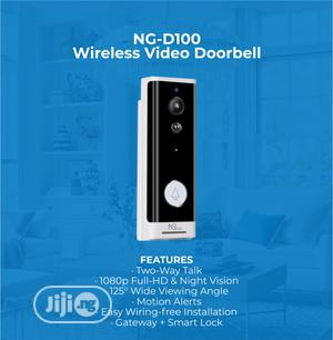 Smart 1080P Wireless Security Wifi Video Doorbell Camera   Home Appliances for sale in Lagos State, Lagos Island (Eko)