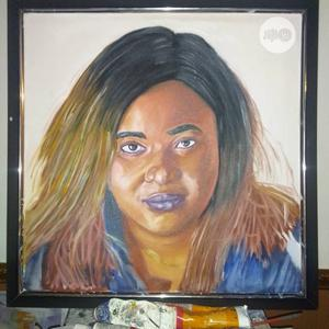 Painting Portrait   Arts & Crafts for sale in Lagos State, Surulere