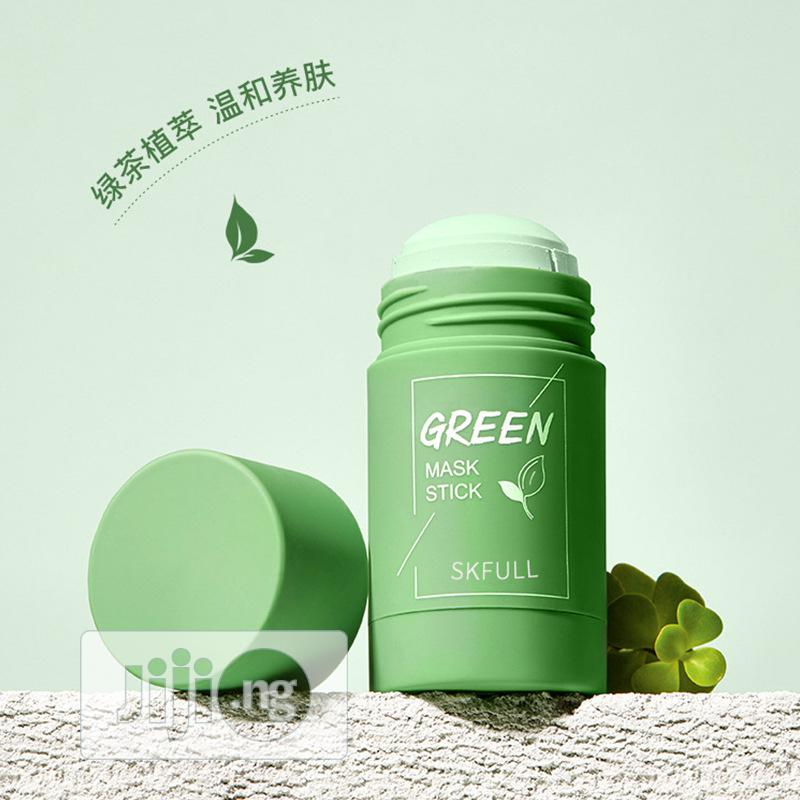 Green Mask Stick (For Smooth Face) Wholesale Only