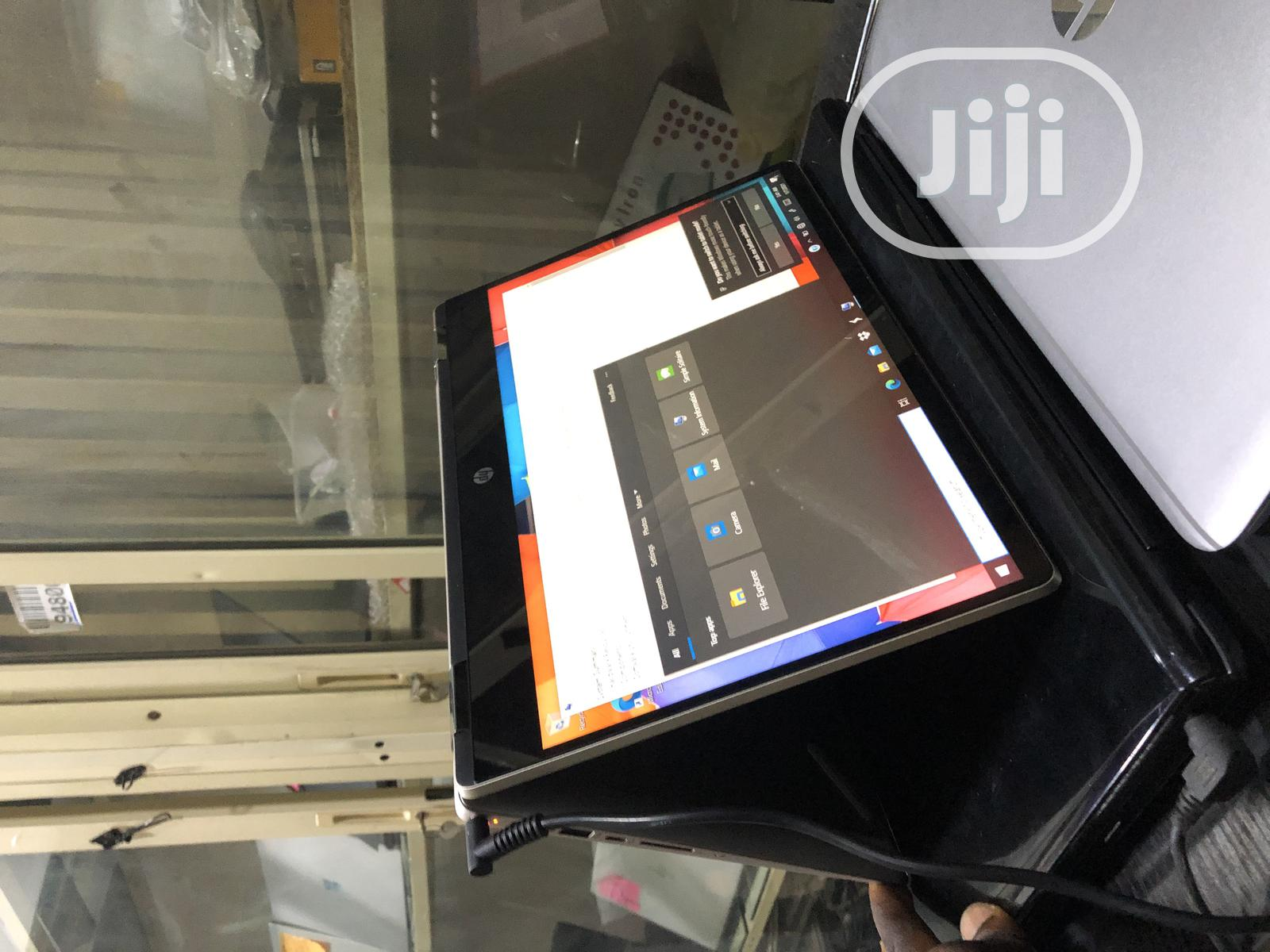 Laptop HP Pavilion 13 X360 8GB Intel Core I5 SSD 256GB   Laptops & Computers for sale in Ikeja, Lagos State, Nigeria