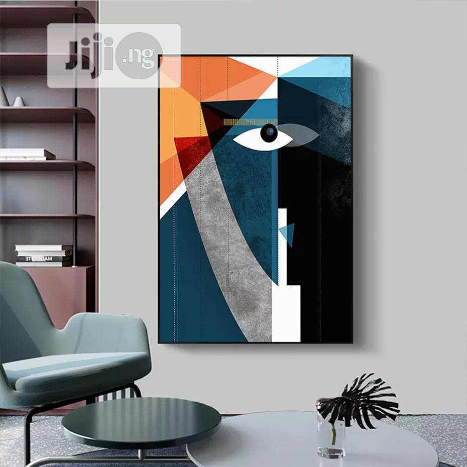 Geometric Wall Art Picture   Arts & Crafts for sale in Ajah, Lagos State, Nigeria