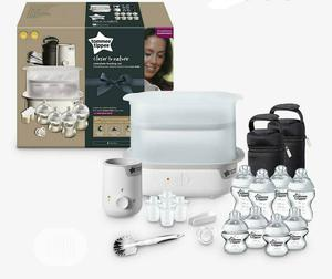 Tommiee Tippee Complete Sterilizing Kit   Baby & Child Care for sale in Lagos State, Gbagada