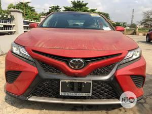 Toyota Camry 2019 XSE (2.5L 4cyl 8A) Red | Cars for sale in Lagos State, Ikeja