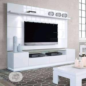 Model Tv Stand With Shelves | Furniture for sale in Lagos State, Ojo