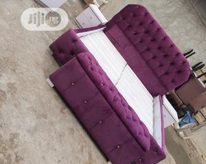 6×6 Upholstery Bed Set | Furniture for sale in Lagos State, Ojo
