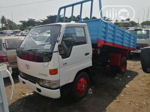 Toyota Dyna Tipper 6tyres | Trucks & Trailers for sale in Lagos State, Apapa