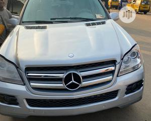 Mercedes-Benz GL Class 2007 GL 450 Silver | Cars for sale in Lagos State, Isolo